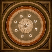 Great hall ceiling