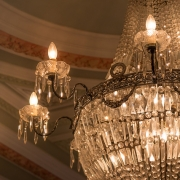 Hall chandelier