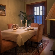 Suite 5 dining room