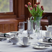 Private Dining Room Table Suite Six