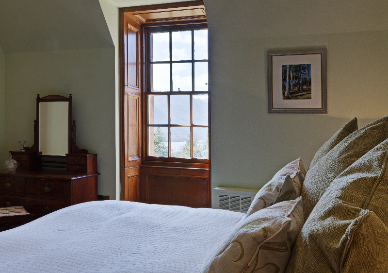 Our bedrooms offer ultimate comfort